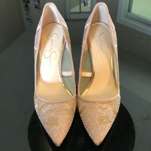 Brand new Jessica Simpson pump